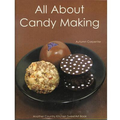 All About Candy Making Book