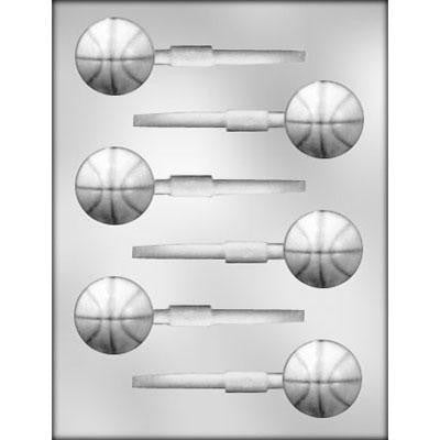 Basketball Lollypop Mold