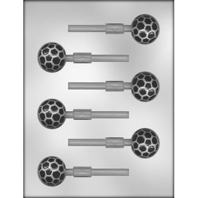 Soccer Ball Lolly Pop Candy Mold