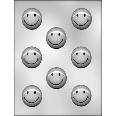 Smiley Face Candy Mold