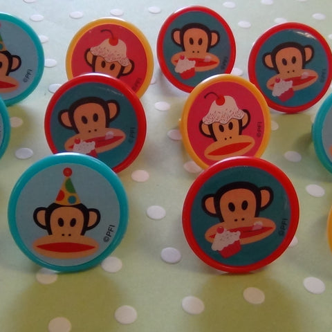 Paul Frank Monkey Rings