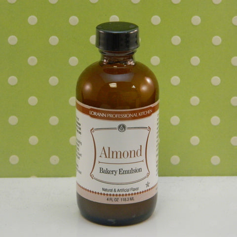 Almond Flavor Baking Emulsion