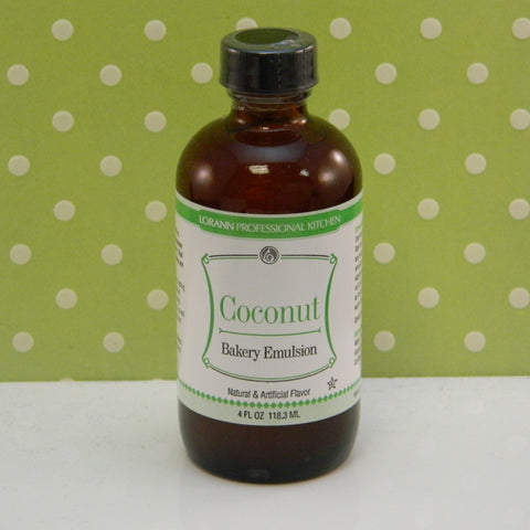 Coconut Flavor Baking Emulsion