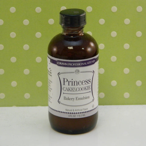 Princess Cake & Cookie Flavor Baking Emulsion