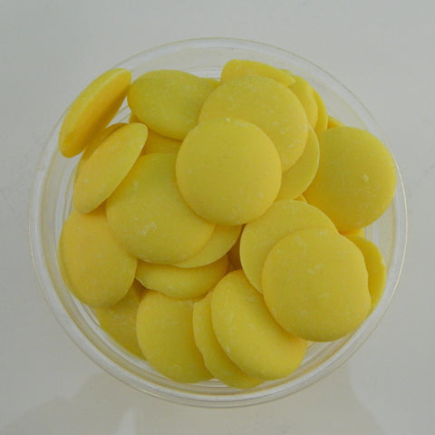 Merckens Yellow Candy Coating