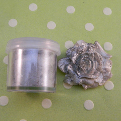NU Silver Luster Dust