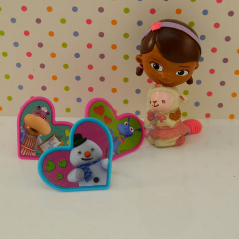 Doc McStuffins Cake Topper Set