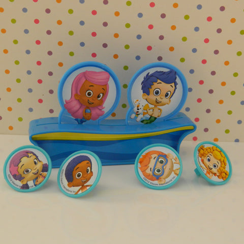 Bubble Guppies Cake Kit
