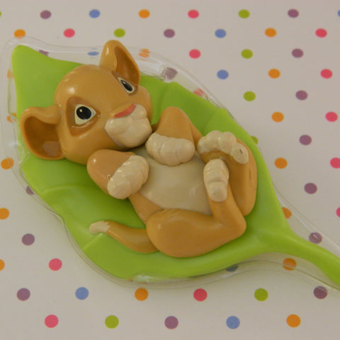 Baby Shower Baby Simba Cake Topper