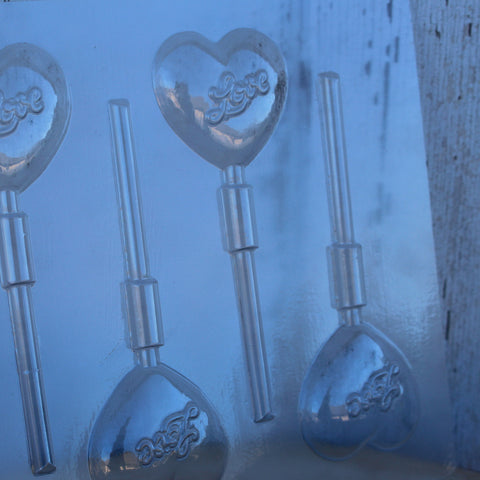 Love Heart Chocolate Mold