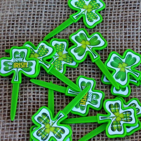 St. Patrick's Day Shamrock Picks