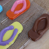 Flip Flop Lollipop Mold