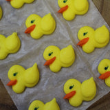 Icing Yellow Ducks