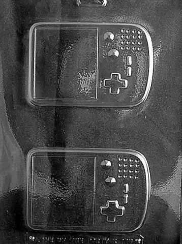 Video Game Candy Mold
