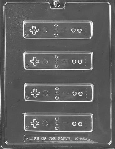 Video Game Controller Candy Mold/ Wii Remote Candy Mold