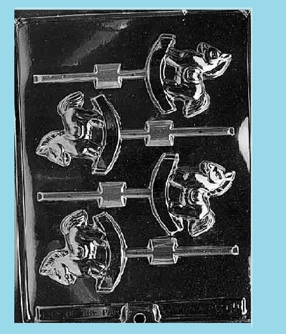 Rocking Horse Candy Mold