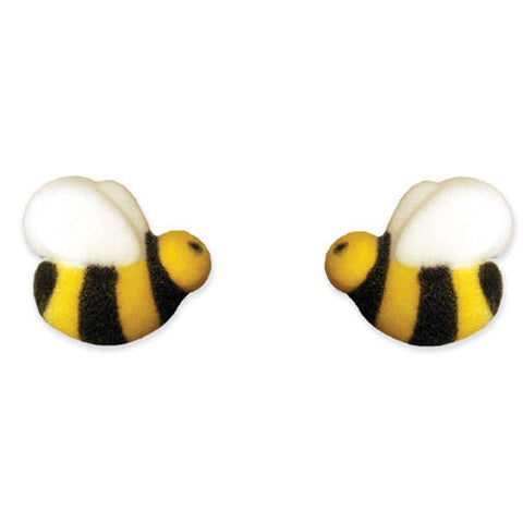 Bumble Bee Sugar Pieces