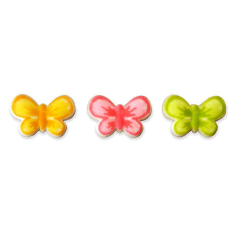 Butterfly Sugar Pieces