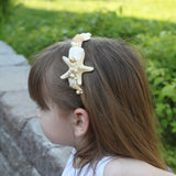 Starfish & Pearl Headband