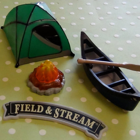 Field & Stream Camping Cake Kit