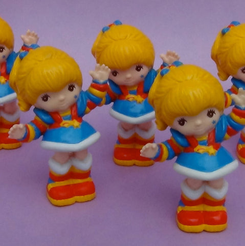 Rainbow Brite Figurines