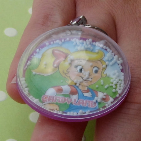 Candyland Character Rings