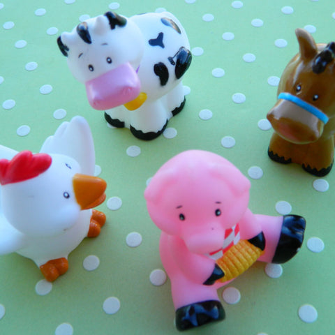 Farm Animal Cake Kit