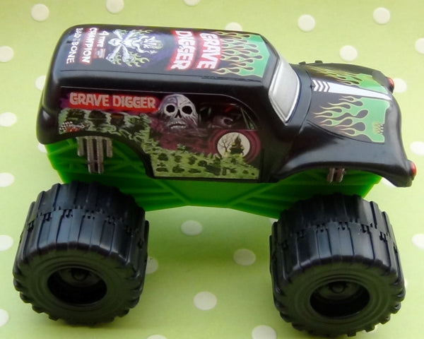 Monster Jam Grave Digger Cake Kit Christy Marie S