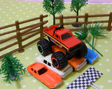 Monster Truck Cake kit