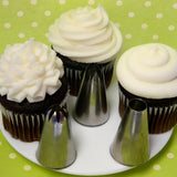 The Ultimate Swirl Cupcake Decorating Tip Set