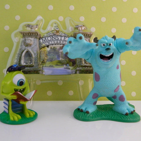 Monster's University Cake Kit