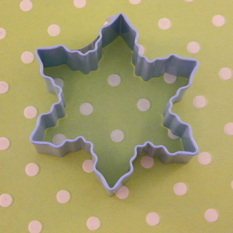 Winter Snowflake Cookie Cutter