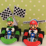 Super Mario Brothers Racing Cake Kit