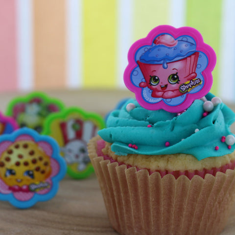 Shopkins Rings