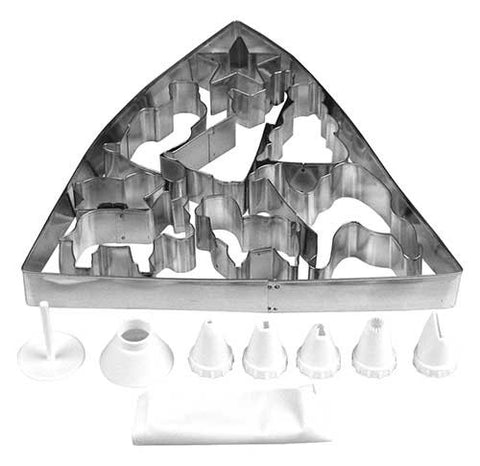 Nativity Gingerbread Bake Set