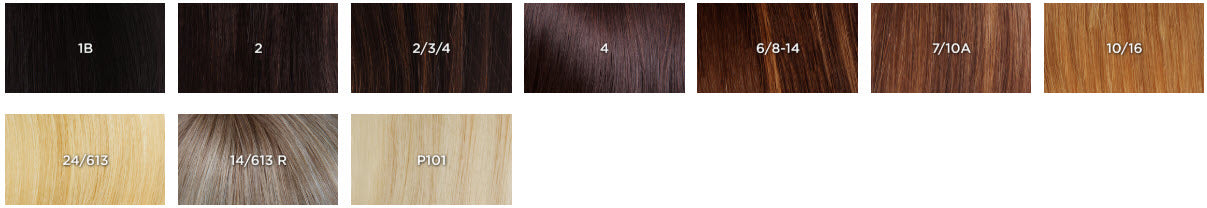 Dimples Michelle Wig Color Chart