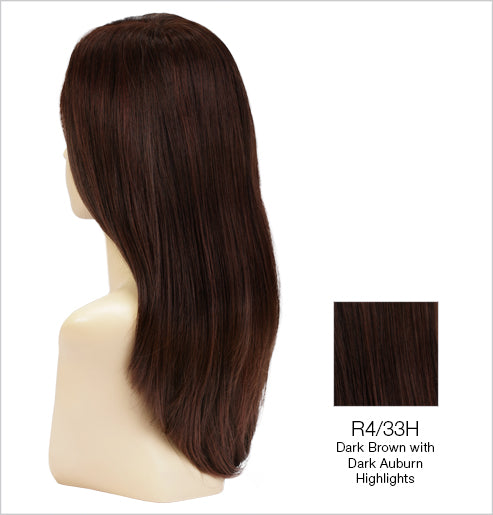 Angelina Wig By Estetica - Remy Human Hair Wig w/ Mono Top