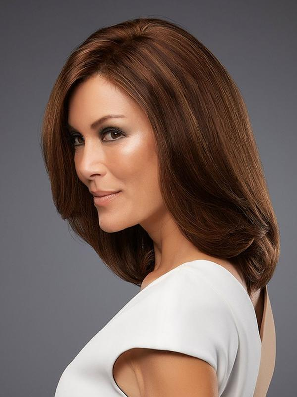 Jon Renau Carrie Wig - Human Hair Lace Front Wig