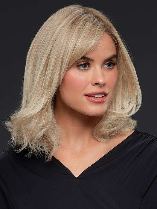Jon Renau Carrie Petite Wig  - Human Hair Lace Front Wig