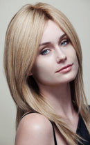 Dimples Marina Wig - Long Remy Human Hair Wig w/ Scalloped Lace Front