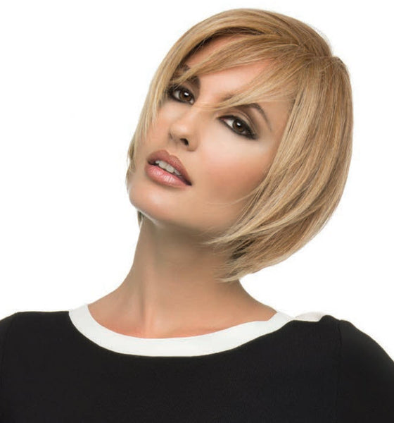 Envy Shyla Wig - Short bob wig w/ Human Hair/Synthetic Blend