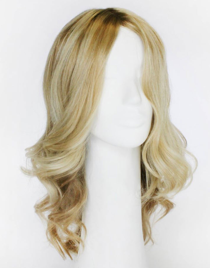 House of European Hair Susan German Wig (Petite) -Virgin Human Hair French Top Stretch Cap Wig