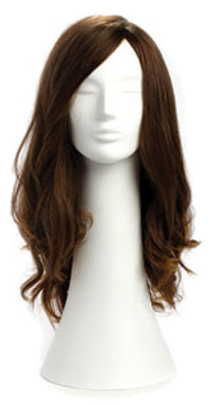 House of European Hair Susan German Wig (Average) -Virgin Human Hair French Top Stretch Cap Wig