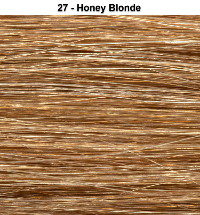 House of European Hair Susan German HT Wig (Average) - Hand Tied Back Virgin Human Hair French Top Wig