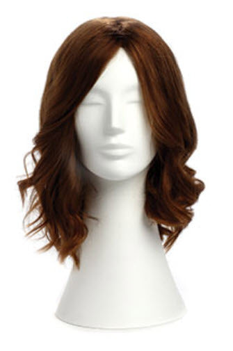 House of European Hair Grace Wig - Virgin Human Hair French Top Wig w/ Stretch Cap