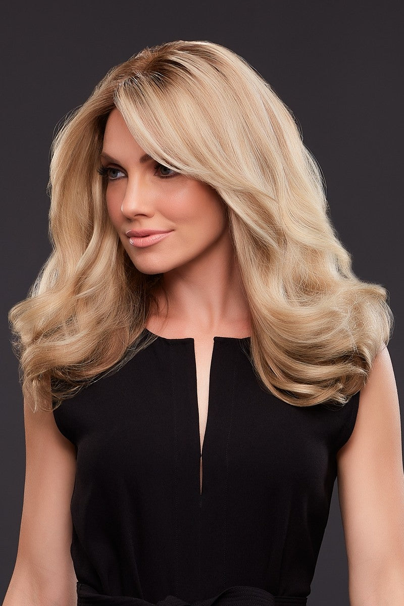 Jon Renau Angie - 100% Remy Human Hair Lace Front Wig