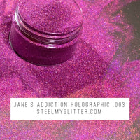 JANES ADDICTION HOLOGRAPHIC .003