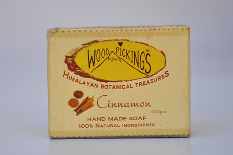 Cinnamon Herbal Soap