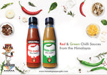 *Twin Offer* Red & Green Chilli Chukh Sauces