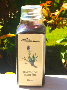 Ratanjot Hair Oil